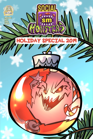 Social Monsters: Holiday Special 2019 - Pt 1