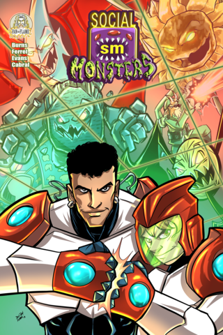 Social Monsters #8.1