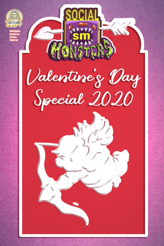 Social Monsters: Valentine's Day Special 2020