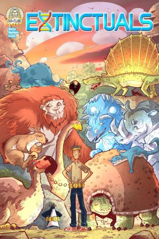 Extinctuals: Season 1.1 – Part 1