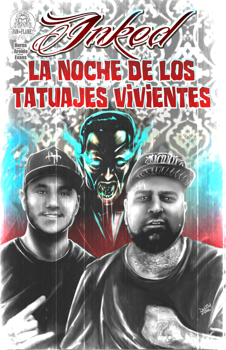 Inked: La Noche de los Tatuajes Vivientes