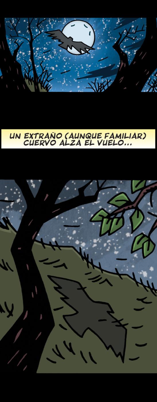 Inked: Mapeando al Mapinguari