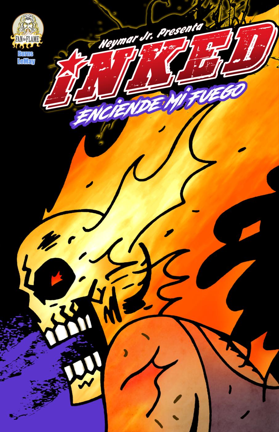 Inked: Enciende mi fuego