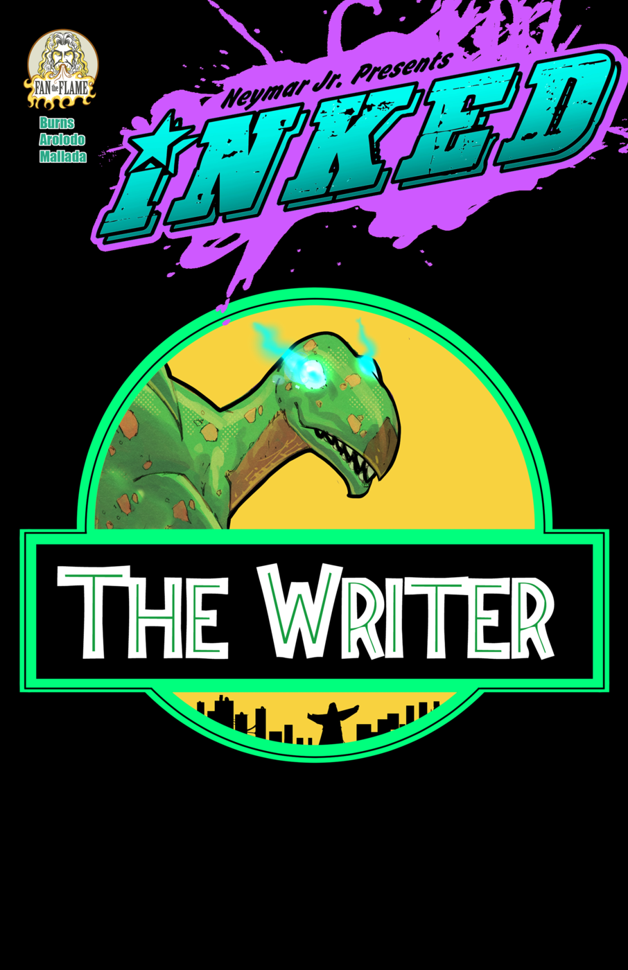 Inked: The Writer #1.1