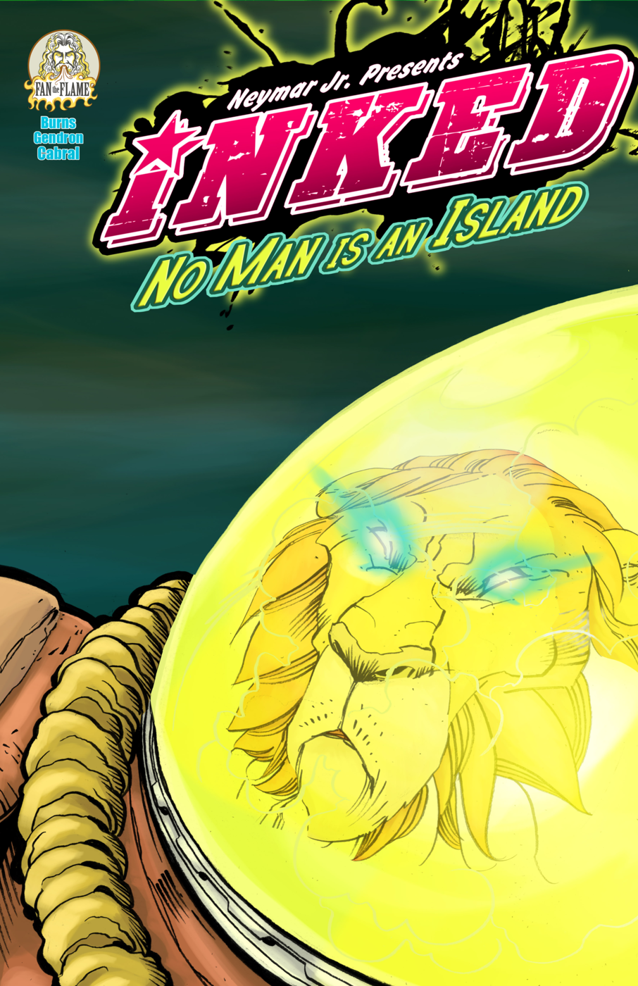 Inked: No Man Is An Island #1.1