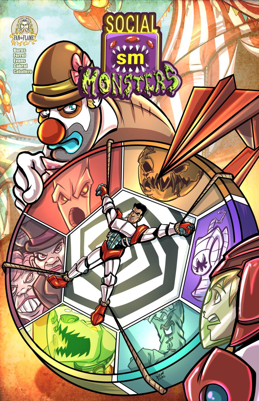 Social Monsters #15.1