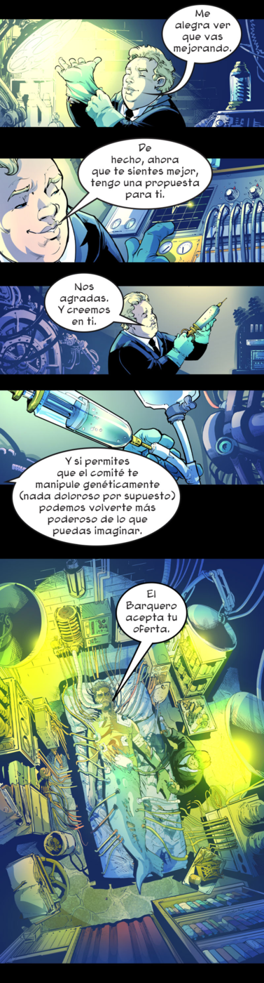 Inked: Mano Firme #1.19