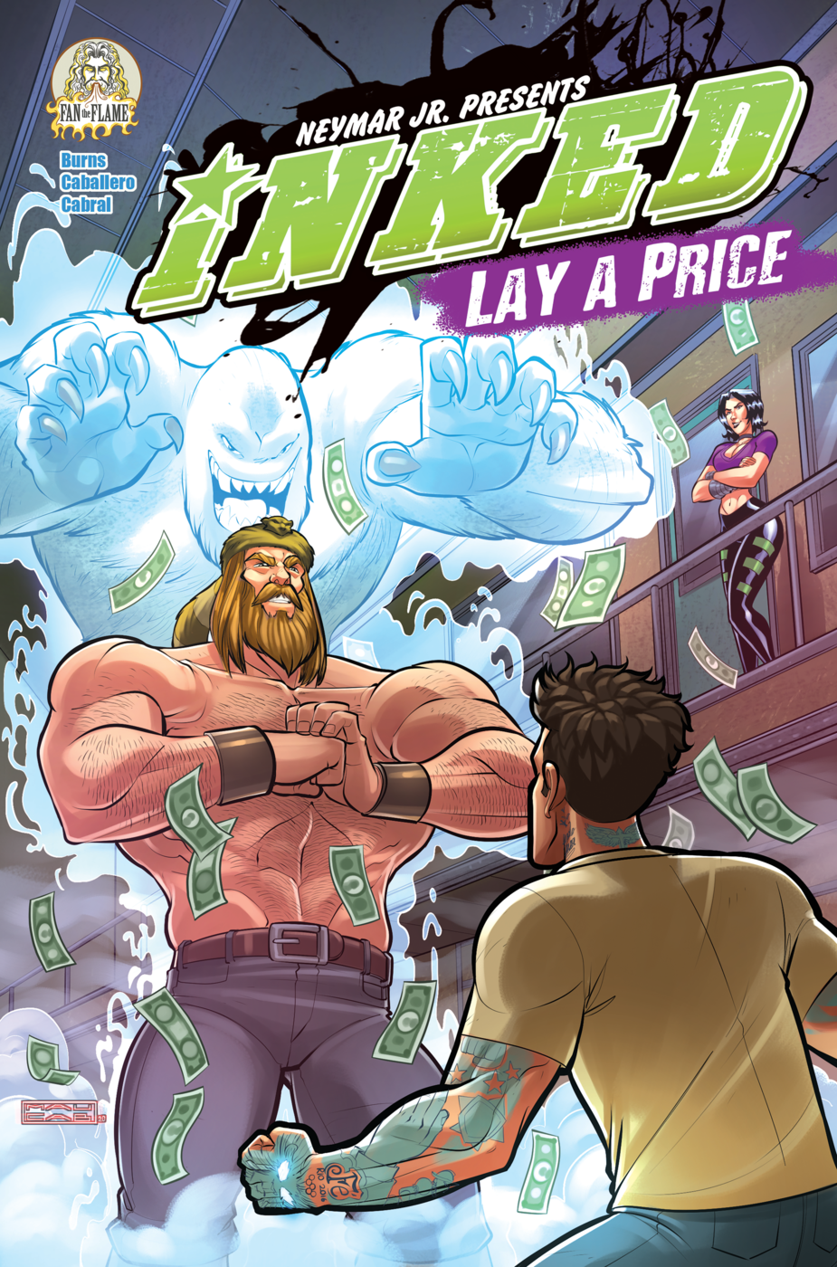 Inked: Lay A Price #1.1