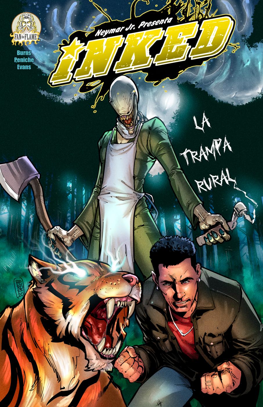 Inked: Terror En Un Pequeño Pueblo #1.1