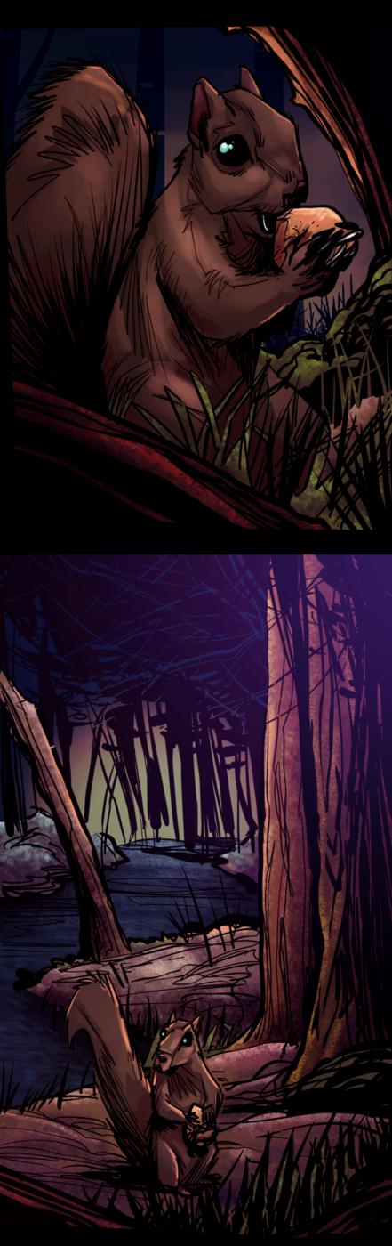 Inked: Las Alucinantes Aventuras de Arthur #1.1