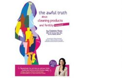 Natural-Fertility-Education-Books_The-Awful-Truth-About-Cleaning-Products by Gabriela Rosa