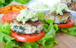 Sweet Potato Chicken Spinach Patties_Fertility Food Revolution