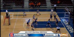 Volleyballvideo image