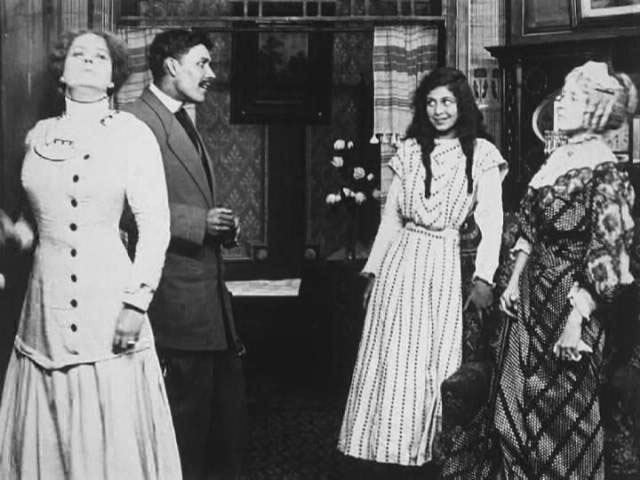 A modern cinderella 1910 image normal