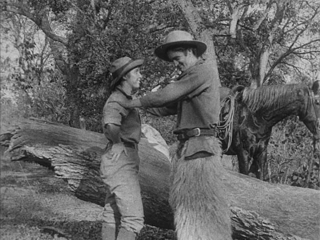 Billy and his pal 1911 image normal