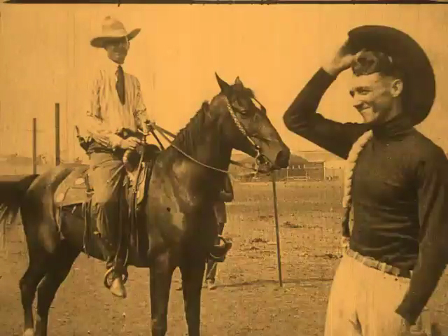 Chicago rodeo 1920 image normal