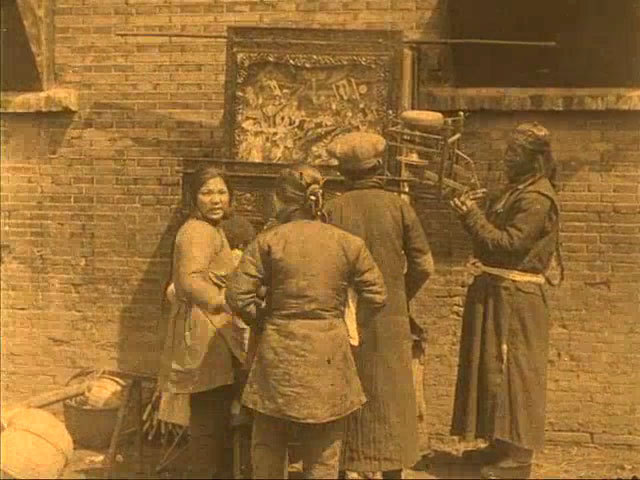 China and the chinese 1917 image normal