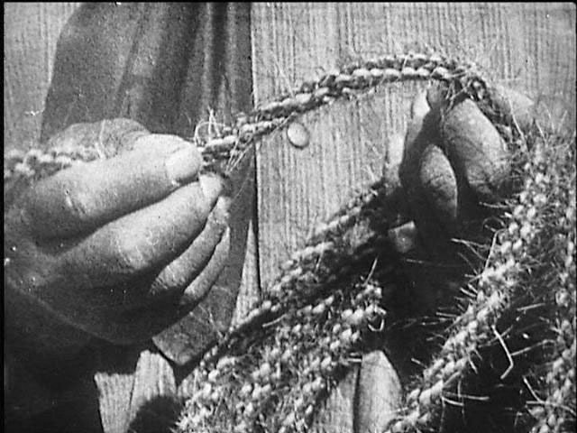 How the cowboy makes his lariat 1917 image normal