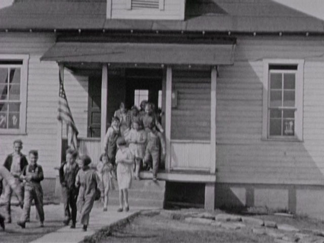 One room schoolhouses ca 1935 image normal