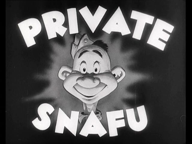Private snafu spies 1943 2000kbps image normal