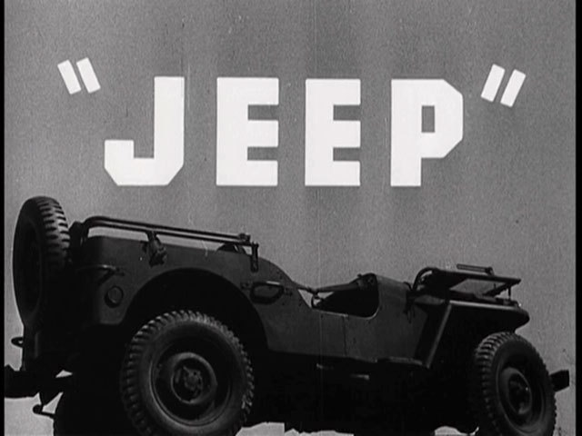 T1 the autobiography of a jeep 1943 image normal