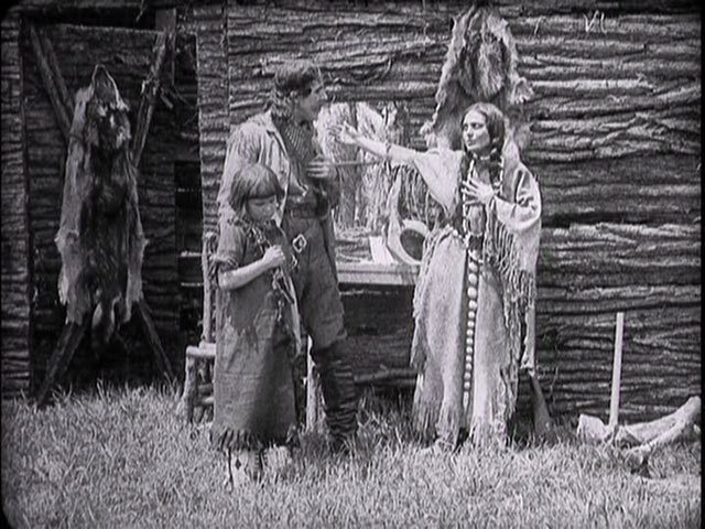 National Film Preservation Foundation: White Fawn's Devotion