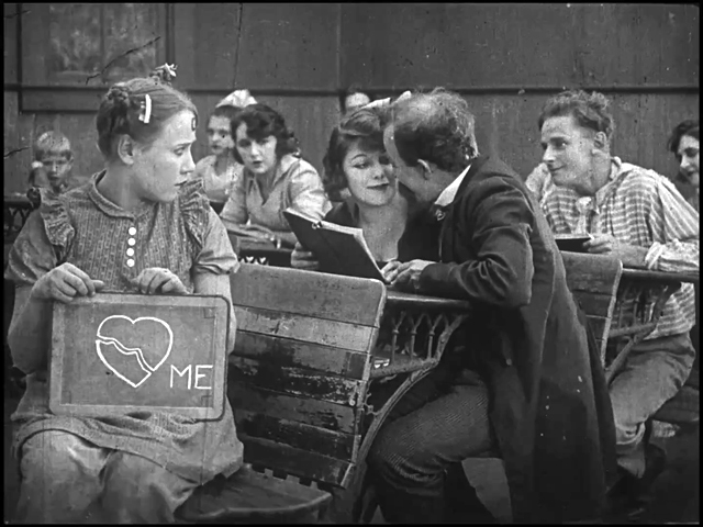 National Film Preservation Foundation: The Village Chestnut (1918)