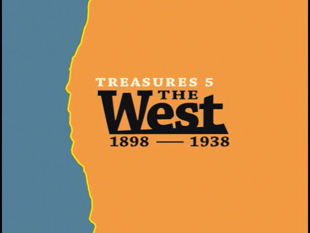 Treasures 5 the west 1898 1938 image normal