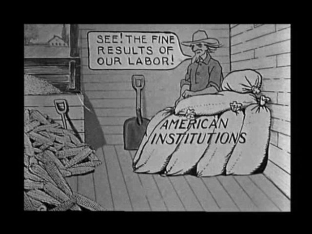 Uncle sam and the bolsheviki i w w rat ca 1919 image normal