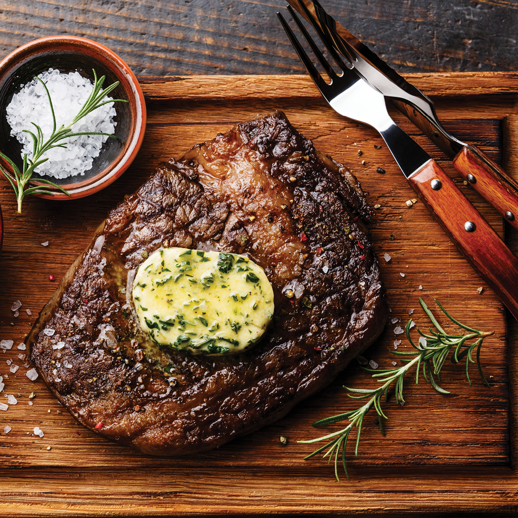 Easy Stove-Top Steak with Compound Butter | Natural Grocers