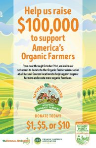 Organic-Headquaters-Natural-Grocers_OFA-Donation-Drive_580x686