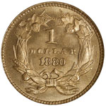 Gold Dollars - Liberty Head Gold Dollar - Indian Head Gold Dollar
