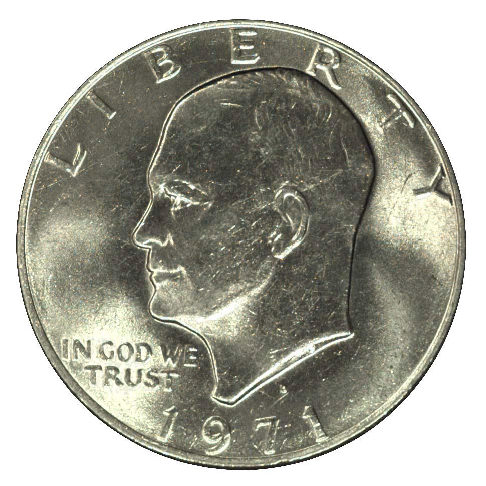 Grading Ike Dollars Eisenhower Dollar Eisenhower 1