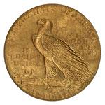 Indian Head $5 - Indian Half Eagle  - Indian Head Five Dollar