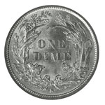 Liberty Seated Dimes - Seated Liberty Dime