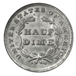 Liberty Seated Half Dimes - Seated Liberty Half Dime