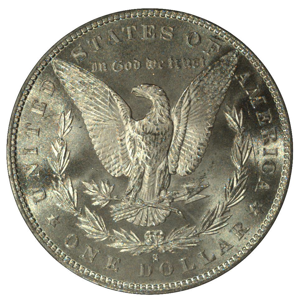 Grading Morgan Dollars Morgan 1 Morgan S 1