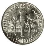 Roosevelt Dimes - Roosevelt 10C - Silver Roosevelt Dimes