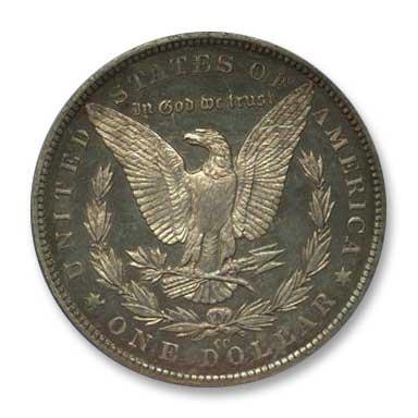 NGC - Jack Lee 1879 Dollar Rev