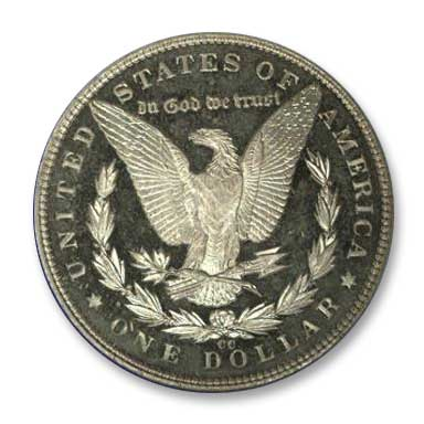 NGC - Jack Lee 1893 Dollar Obv