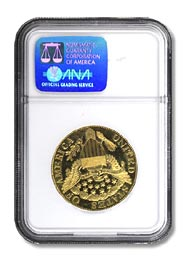 NGC certified rare coin