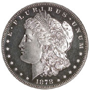 1878 7TF REV OF 79 $1