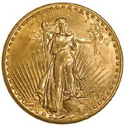 1927 D $20