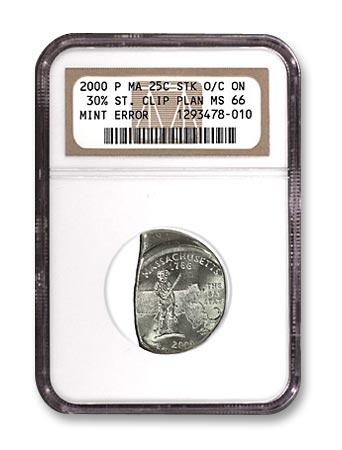 NGC - Erorrs 2000 P Massachusetts