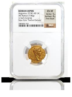 Augustus, 27 B.C. – A.D. 14