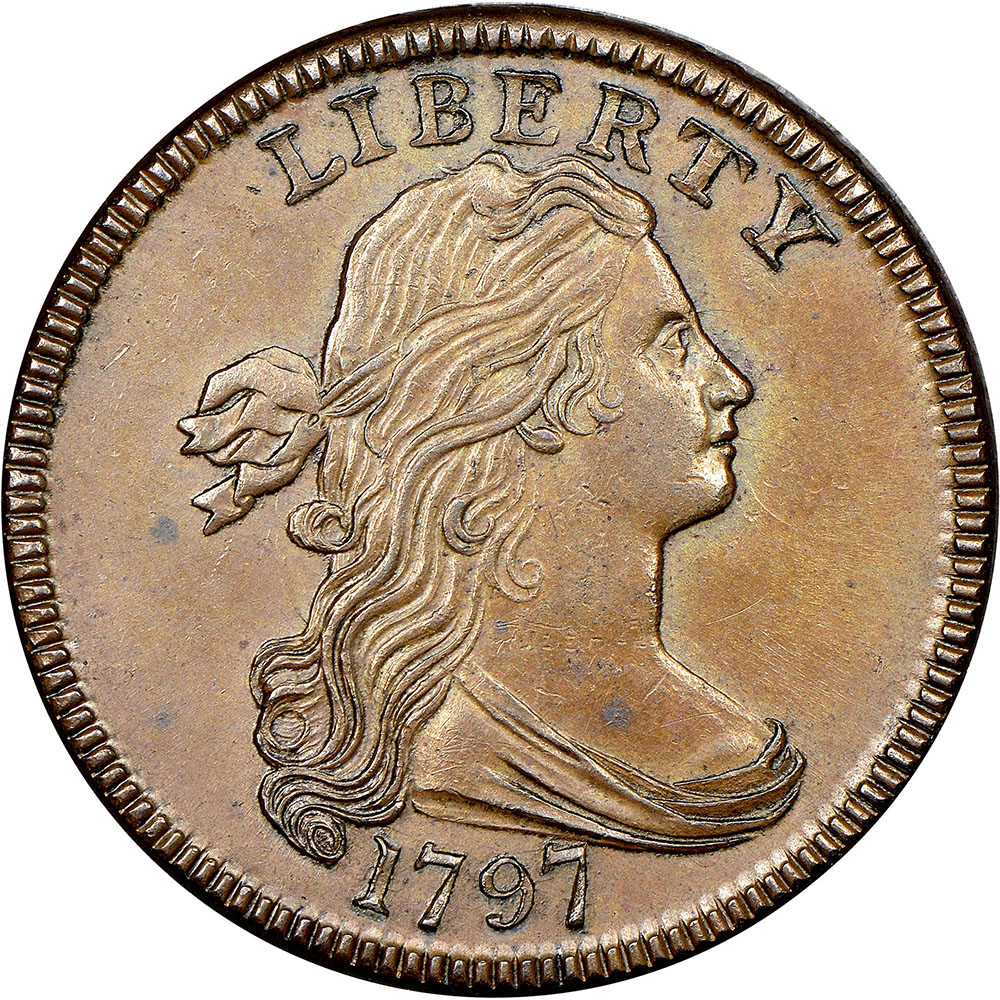 Draped Bust Cents (1796-1807)