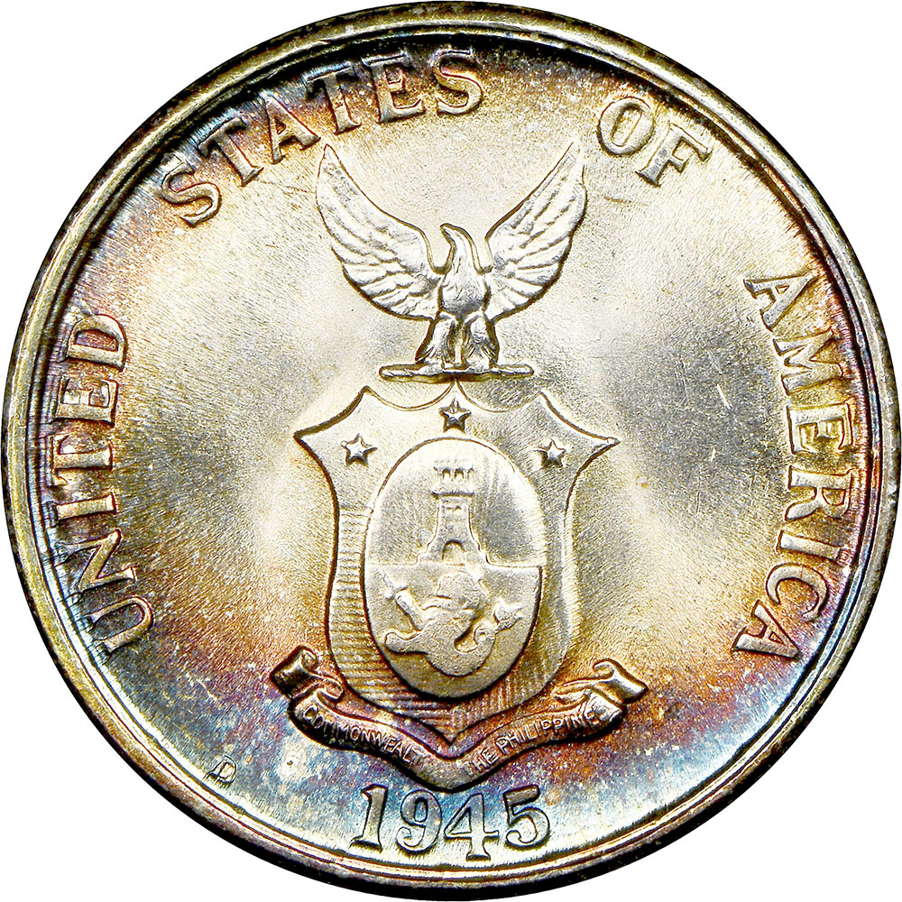 Coin Ph: Philippines Under U.S. Sovereignty