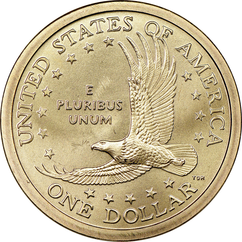 us dollar coin sacagawea