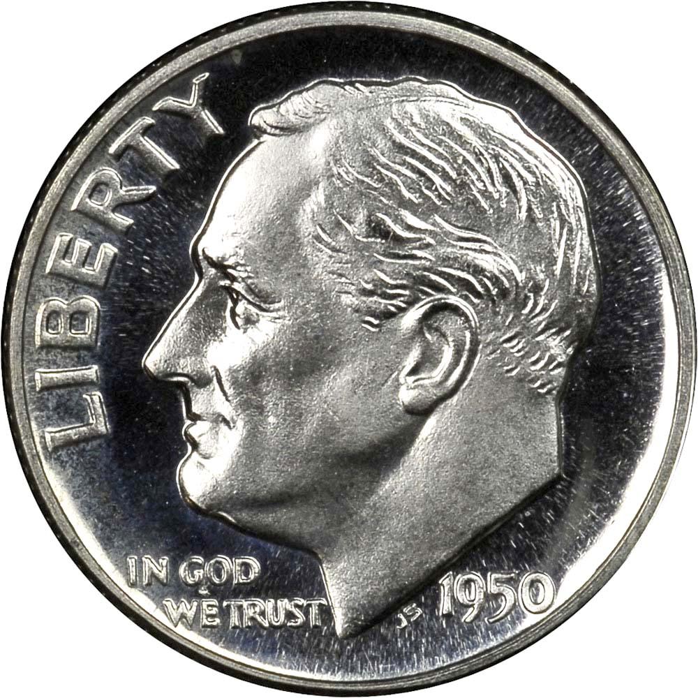 Tough date 1946-D Roosevelt Dime