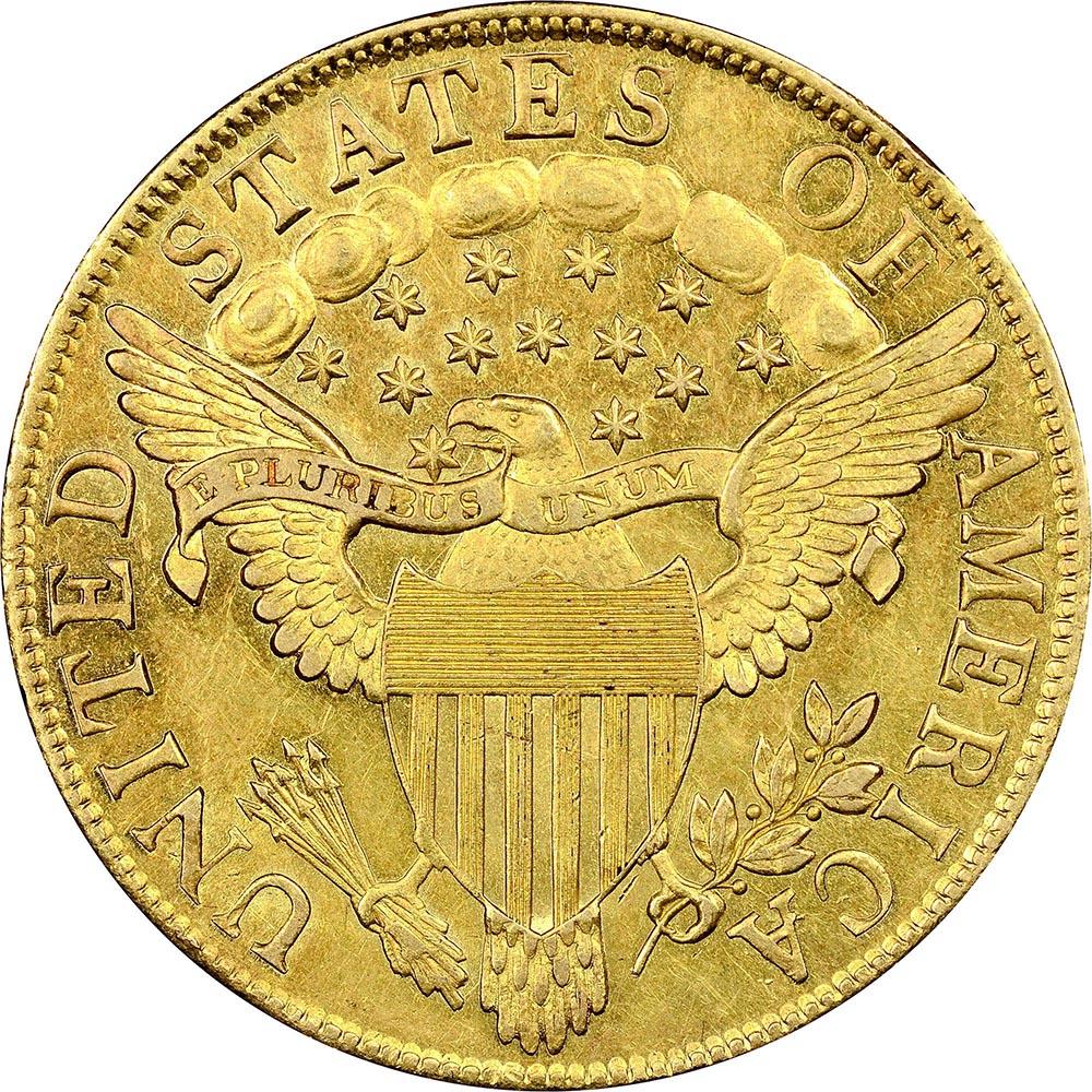1799 10 Ms Draped Bust 10 Ngc